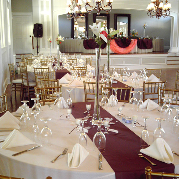 Services for Weddings Events